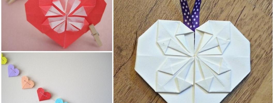 How to make an origami Bride / Wedding (Tadashi Mori) - YouTube ... | 400x1060