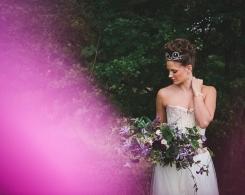 A Late Summer Renaissance-Meets-Fantasy Themed Bridal Shoot