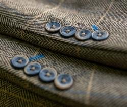Tweed Wedding Suits: Dapper Groom Style from House Of Cavani