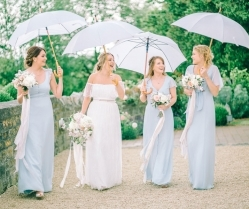Pastel Prettiness! An Elegant Boho Barn Wedding: Kelly & Nic