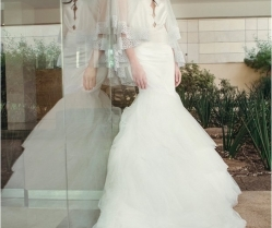 An Interview With Israeli Bridal Designer Zahavit Tshuba