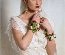Lady Zelle! Introducing Belle & Bunty New Bridal Capsule Collection