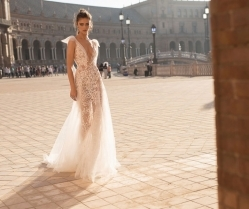 Berta Bridal Wedding Dresses: The Seville Collection!