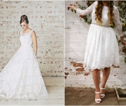 Yay! 10 Of The Prettiest (& Affordable) Etsy Wedding Dresses