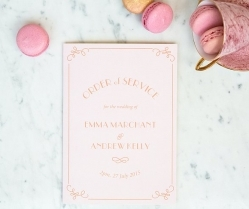 Beautiful Paper Goods: BerinMade Wedding Stationery 2015