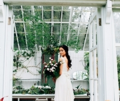 Modern Botanical Inspired Wedding Inspiration