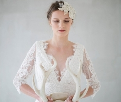 Couture Bridal Accessories: Catching Dreams Collection 2015 by Megan Therese