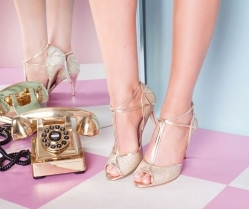 London Brides! Charlotte Mills Luxury Wedding Shoe Boutique Opens