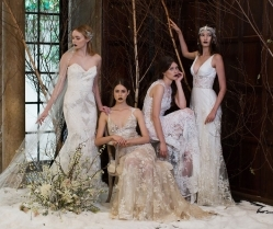 Claire Pettibone Four Seasons Wedding Dress Collection: Winter!