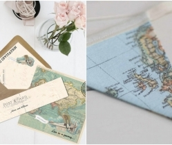 10 Wonderful Etsy Finds For A Wanderlust Wedding
