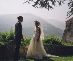 Crazy Pretty Amalfi Coast Wedding with an Abundance of Pastel Flowers: Sarah & Jeremy
