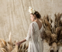 Laid-Back Boho Wedding Dresses! Etheria by Dreamers & Lovers