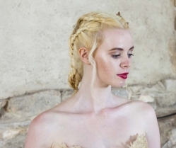Incredible Game of Thrones Styled Bridal Shoot!