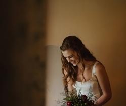 Rural Farm Wedding With Crisp White Accents & Stunning Protea: Jana & Conrad