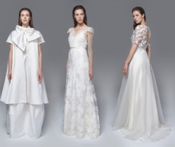 Wedding Dresses 2017! The 'Wild Love' Collection by Halfpenny London