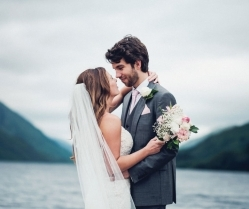 Into The Wilds – An Intimate, Highlands Wedding: Jennifer & Philip