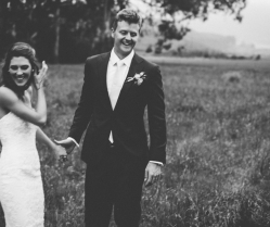 A Romantic Family Farm Wedding with a Beautiful Blush Gold Theme: Bridget & Wian
