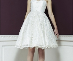 Wedding Dresses 2014: 50s Style | Oh My Honey