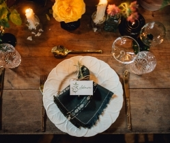 Sustainable Wedding Inspiration! Styled Photo shoot at The Mule Shed, Herefordshire