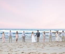 Beach Meets Forest Wedding at Coral Divers In SA Wedding: Johan & Nadia