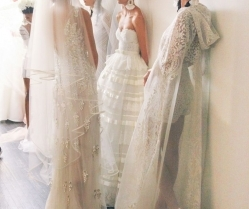wedding dress trends 2016