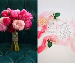 Peony Pink Wedding Inspiration & Colour Ideas!