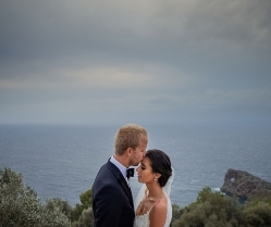 Romantic Swedish / Kurdish Wedding in Beautiful Mallorca: Helin & Martin