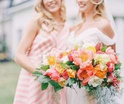 Dreamy Peonies & Ranunculus: Spring Wedding Inspiration!