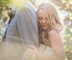 A Pretty, Chic & Rustic Spring Wedding: Susie & Dan