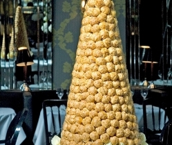The Mighty Croquembouche! Wedding Cake Review: She Bakes