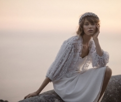 Italian Stories! The Herbarium 2018 Wedding Dress Collection by Warsaw Poet