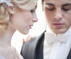 Absolutely Stunning Art Nouveau | Mackintosh Styled Bridal Shoot