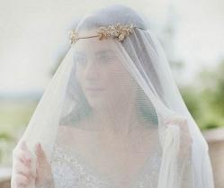 Utterly Romantic Royal Wedding Inspiration: Wistful Whites & Fairytale Veils!