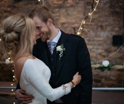 Elegant Scottish Wedding With Gorgeous Elizabeth Stuart Bride: Kirsty & Stephen