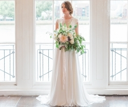 Mint, Blush & Fresh Greens! A Timeless Romance Bridal Shoot by James & Kerrie Photography