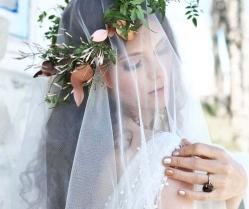Metallics & Greenery: Stunning Copper & Eucalyptus Wedding Inspiration