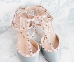 Wedding Obsession! Valentino Rock Stud Wedding Shoes
