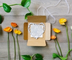 Beautiful Laser Cut Wedding Stationery by Classic Wedding Invitations