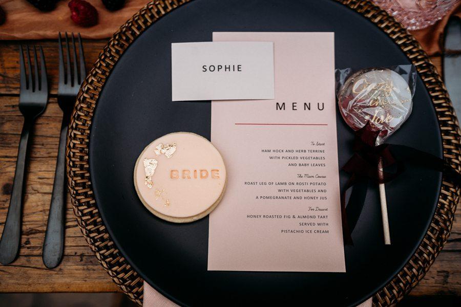 Luxury Bohemian Wedding Inspiration with Caramel, Rust & Raspberry