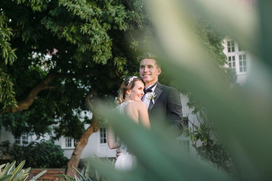 Beautiful, Understated, Victoria Falls Hotel Wedding in Zimbabwe: James & Holly