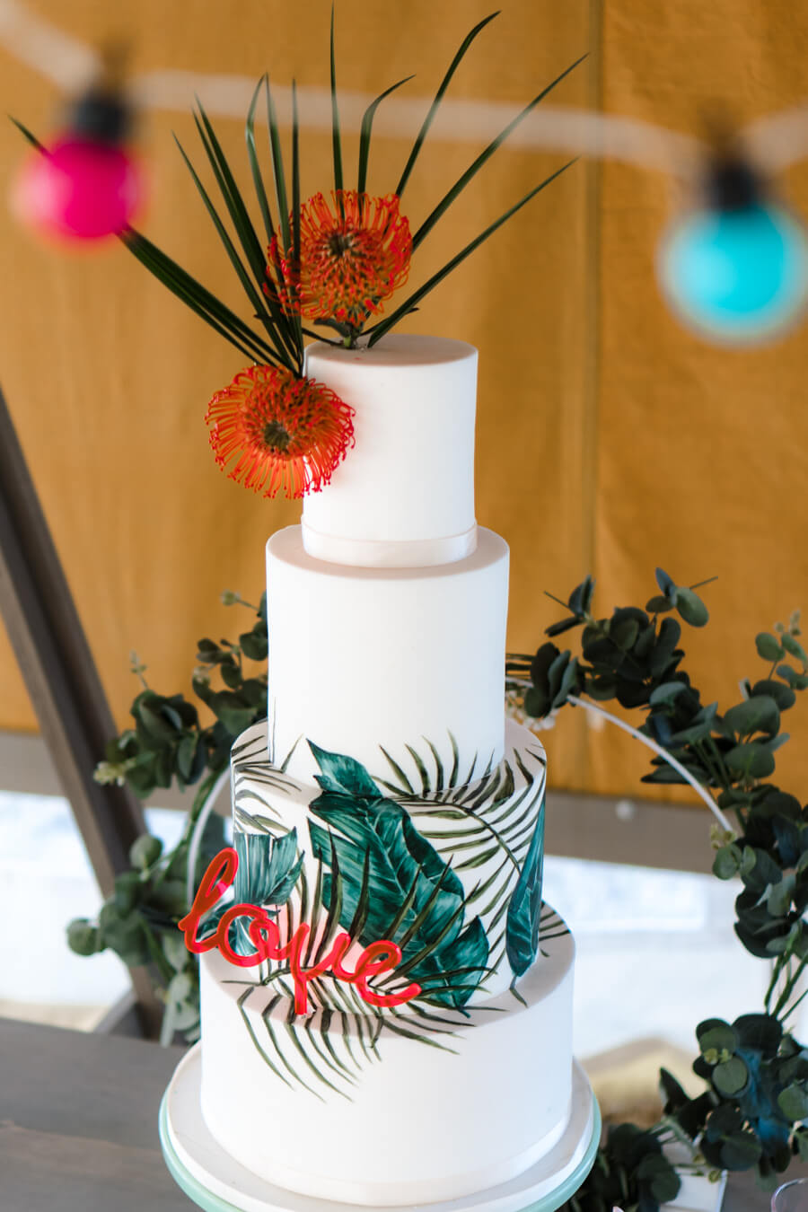 Mid-Summer Tropics: An Outdoor, California Inspired Wedding Shoot