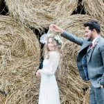 Rustic Boho Wedding Inspiration With Pretty Blush Pink & Sage Colour Scheme