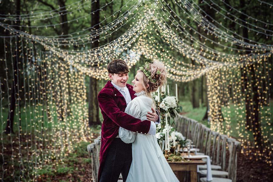 Magical Woodland Wedding Inspiration